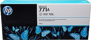Hp B6Y22A 771A Light Gray Original Ink Cartridge