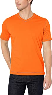 Robert Graham Men's Maxfield Short Sleeve Vneck Tshirt