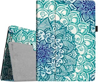 Sponsored Ad - Fintie Folio Case for iPad 2 3 4 (Old Model) 9.7 inch Tablet - Slim Fit Smart Stand Protective Cover Auto S...
