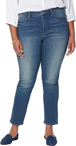 Plus Size Sheri Slim Jeans in Balance