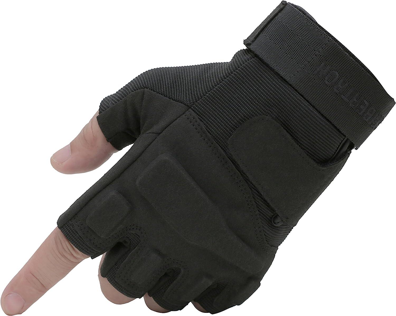 Seibertron New sales S.O.L.A.G 1 2 Finger Half latest Multi Fingerless