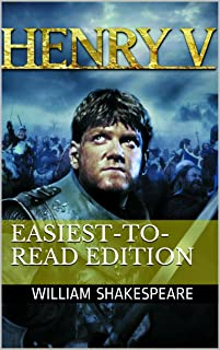 Henry V: Easiest-to-Read Edition (English Edition)