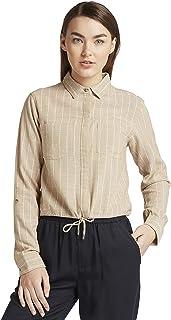 Lee Cooper Women 3017686 LCU20DRWSHRT Shirts & Blouses