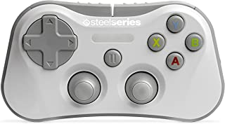 SteelSeries Stratus Wireless Gaming Controller for iPhone, iPad, and iPod Touch - White