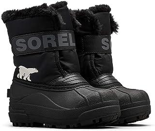Sorel Childrens Snow Commander, Scarponcino Invernale Unisex Bambini, EU 25