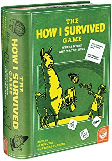 MindWare The How I Survived Game – Hilarious Card Game for Kids & Adults – Laugh 'til You cry, Super Funny Kid-Humor Game...