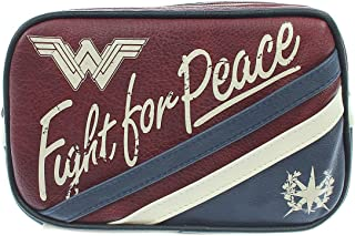 DC Comics Wonder Woman Cosmetic Make Up Bag
