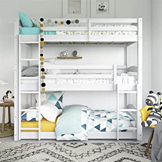 Best bunk beds for triplets Reviews