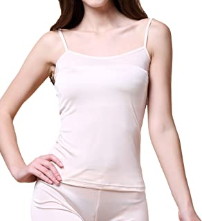 Pure Silk Knitted Women's Camisole Tank Top