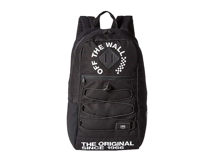 Vans Snag Backpack (Vans Black/White) Backpack Bags