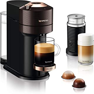 De'Longhi Nespresso ENV 120.BWAE Kaffekapselmaskin, Brun