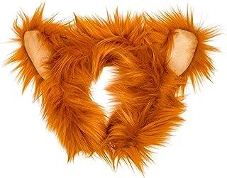 Wildlife Tree Plush Zoo Animal Ears Headband for Animal Costumes and Cosplay or Theatre