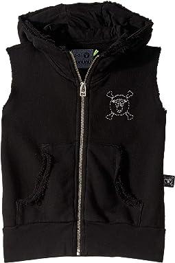 Hooded Vest (Toddler/Little Kids)