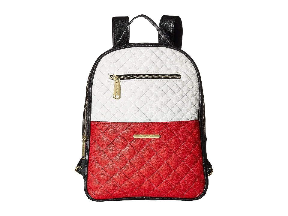Steve Madden Bevynn Color Block (Black/Multi) Backpack Bags