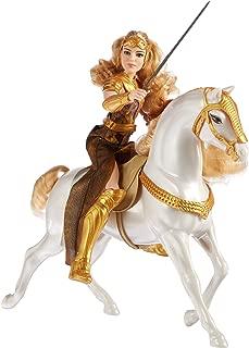 Mattel DC Wonder Woman Queen Hippolyta Doll & Horse, 12