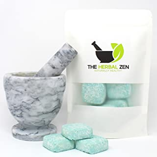 Stress Less Shower Steamers by The Herbal Zen 10-pk Aromatherapy Shower Steamer