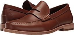 COACH Manhattan Leather Loafer