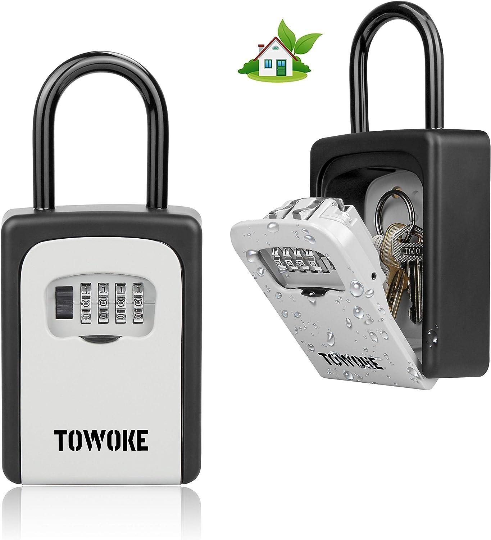 mart TOWOKE Key Lock Box In stock For Outside Weatherproof box - Hous