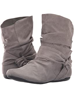 Report Gray Boots + FREE SHIPPING