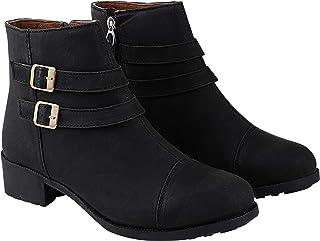 Do Bhai Women Boots(10001)