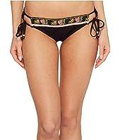 Isabella Rose Fortune Teller Loop Tie Maui Bikini Bottom