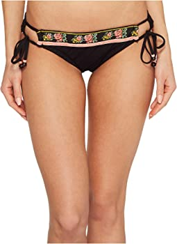 Isabella Rose Fortune Teller Loop Tie Maui Bikini Bottom