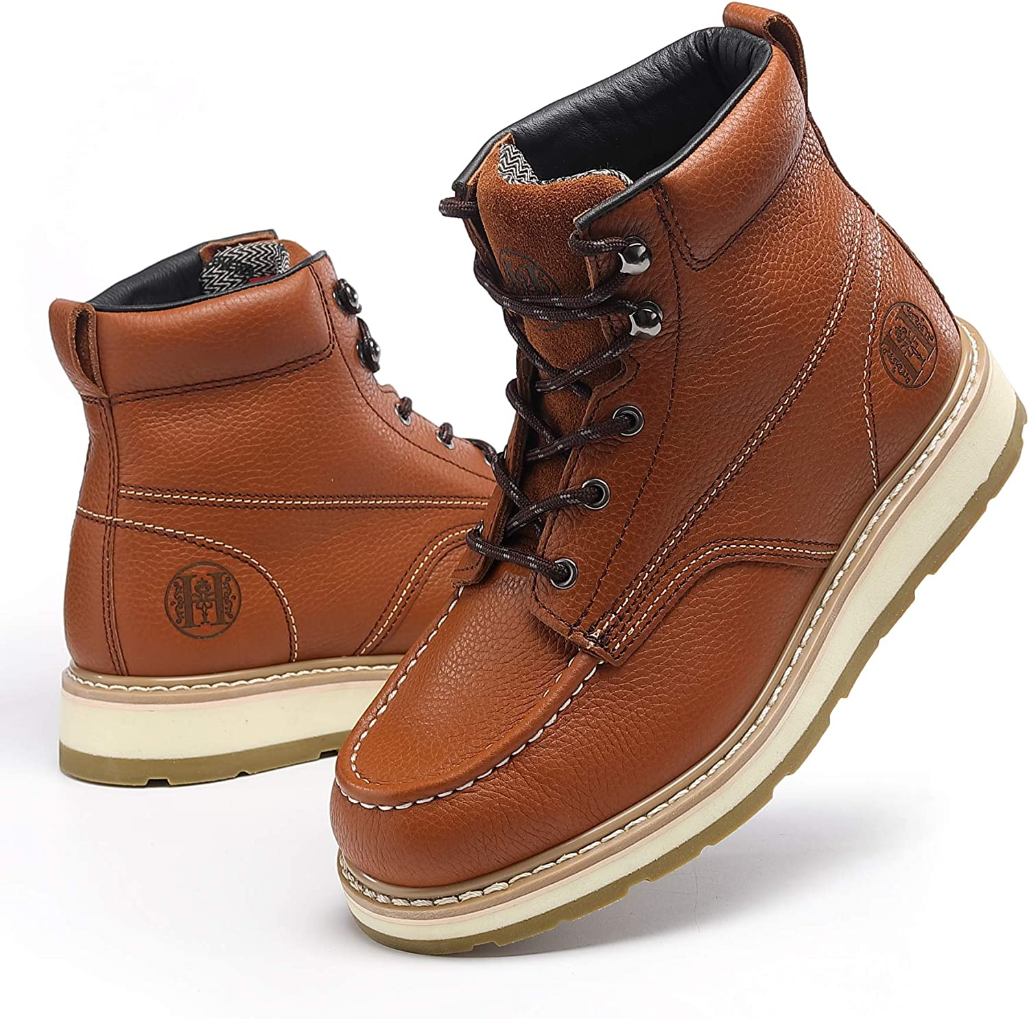 Montwell Work Boots for Men 6