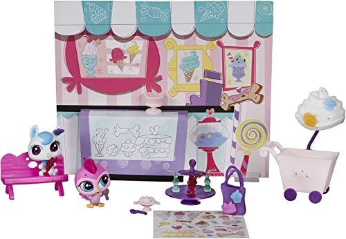 suministro de productos de calidad Littlest Pet Shop Yummy Yummy Yummy in Our Tummies Themed Pack  tienda de bajo costo