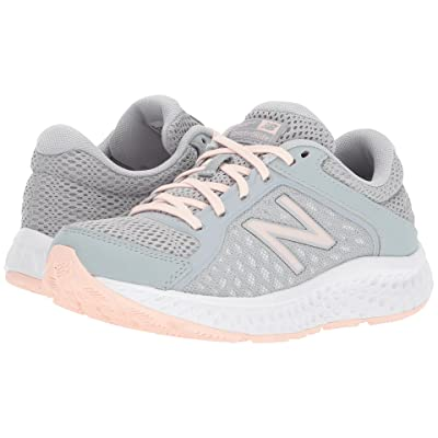 New Balance 420v4 (Silver Mink/Sunrise Glod) Women