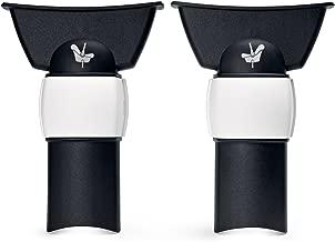 Bugaboo Buffalo Car Seat Adaptor, Select Britax Romer Car Seats