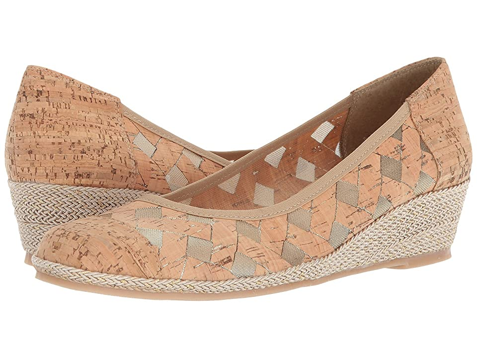 Alegria Lola Cork Womens Wedge Shoes