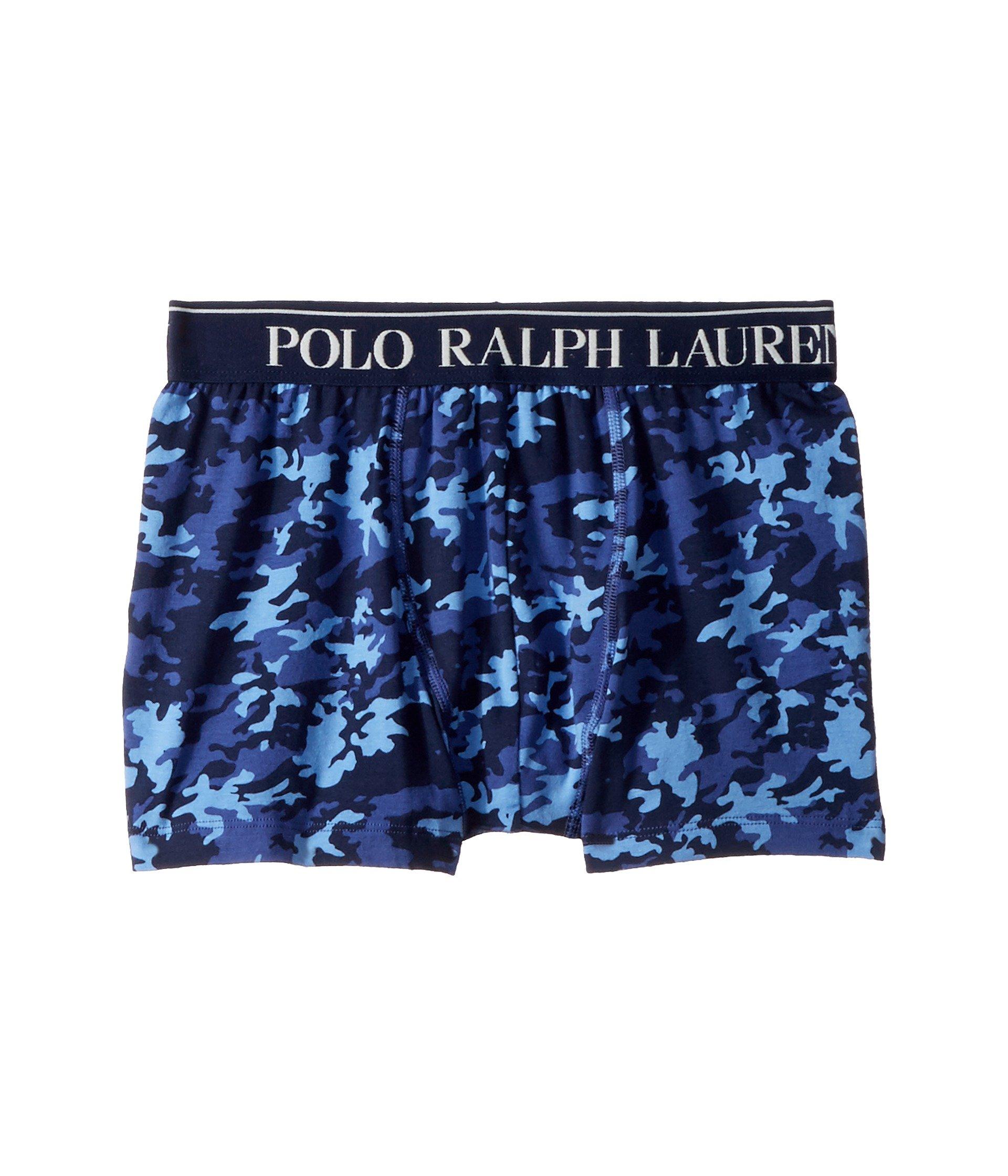 Ropa Interior para Hombre Polo Ralph Lauren Cotton Stretch Jersey Pouch Boxer Brief  + Polo Ralph Lauren en VeoyCompro.net