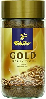 Tchibo Instant Coffee, Gold Selection, 7.1-Ounce