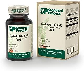 Standard Process - Cataplex A-C - 180 Tablets