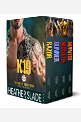 K19 Security Solutions Boxed Set Books 1-4 Kindle Edition