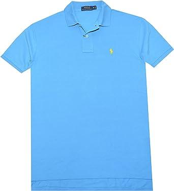Polo Ralph Lauren Hombre Camisa de Polo Classic Fit Malla