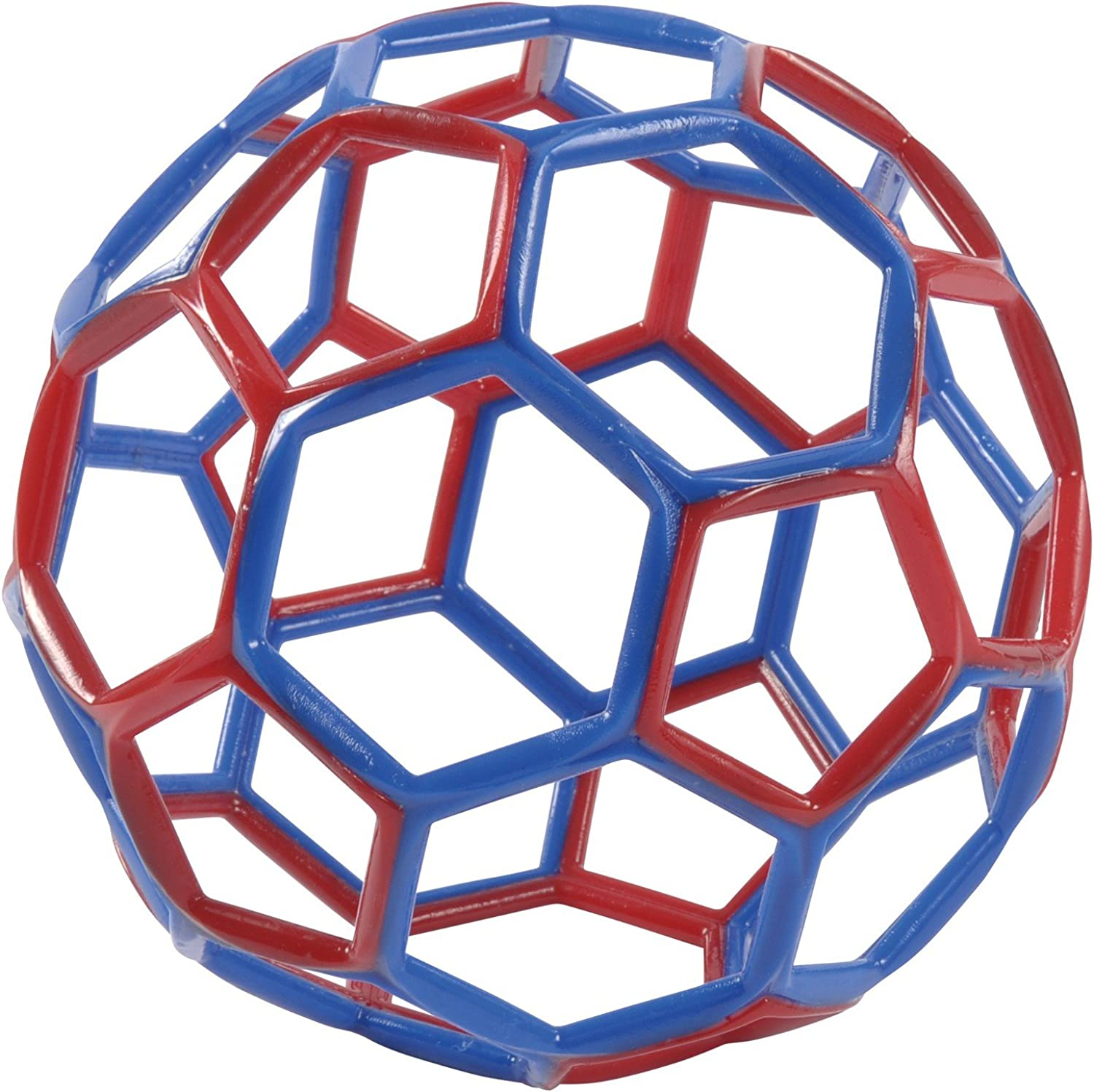 (Colours Vary)  Gowi Toys 66067 Hex Ball (One Supplied  Colours Vary)