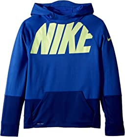 Nike Kids - Therma Pullover Training Hoodie (Little Kids/Big Kids)
