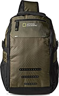 National Geographic Sport & Outdoor Backpack for Men - Multi Color