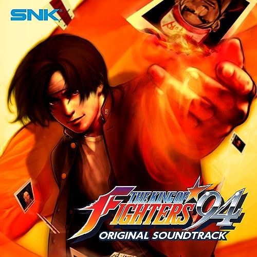 THE KING OF FIGHTERS '94 ORIGINAL SOUND TRACK ザ・キング・オブ・ファイターズ