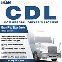 The CDL Commercial Driver's License: Exam Prep Study Guide