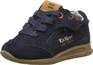 Kickers 18 BB, Baskets Mixte bébé