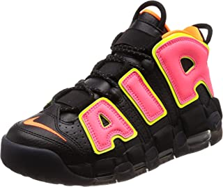W Air More Uptempo Womens 917593-002 Size 12