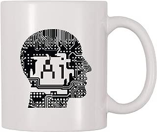 4 All Times AI Artificial Intelligence Coffee Mug (11 oz)