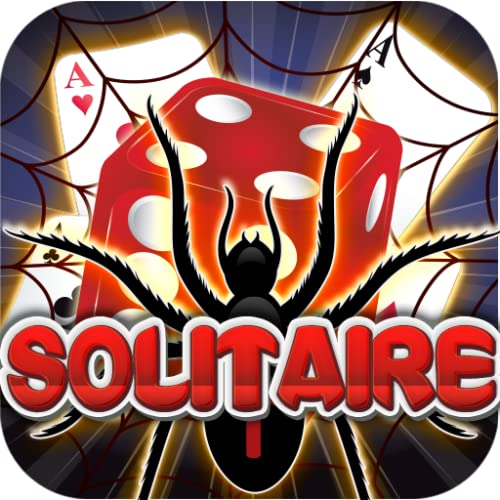 Mega Casino Spider Solitaire Free for Kindle Fire 2015 New Spider Solitaire Games Free Casino Blitz Total Cards Domination Best spider solitaire offline games for vacation!