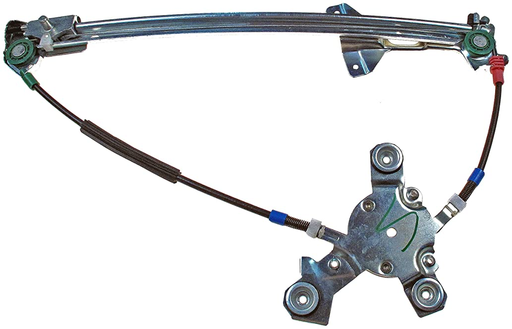 Dorman 740-492 Front Driver Side Replacement Power Window Regulator for Audi A6/S6