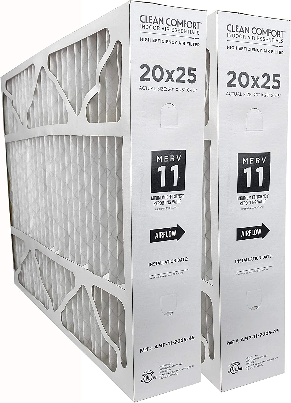 Clean Comfort AMP-11-2025-45 捧呈 2-Pack - 20