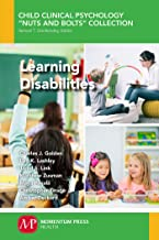 """Learning Disabilities (Child Clinical Psychology """"Nuts and Bolts"""" Collection)"""