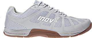 Inov-8 Mens F-Lite 235 V3 - Ultimate Supernatural Cross Training Shoes - Flexible and Lightweight - Silver - 12.5