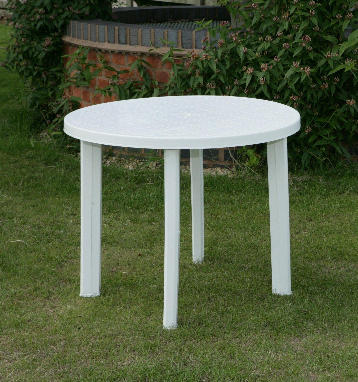 plastic patio table amazon co uk rh amazon co uk cheap plastic patio side table cheap plastic patio side table